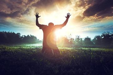 uplifting prayer for healing