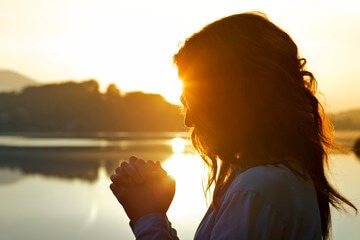 lord heal me prayer