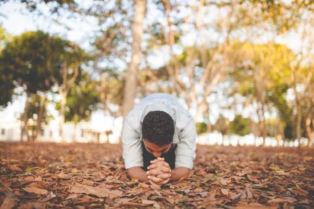 prayer for weakness